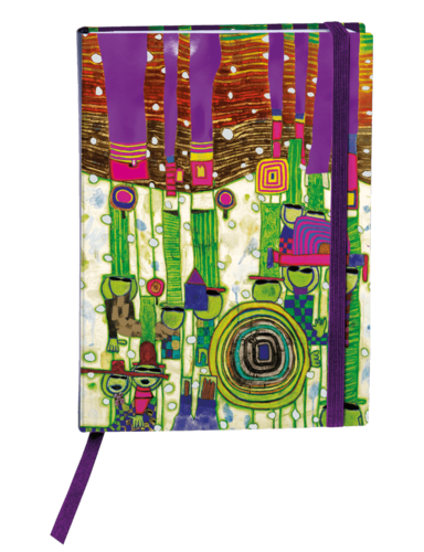 Hundertwasser Agenda 2017 (Imagine Tomorrow's World)