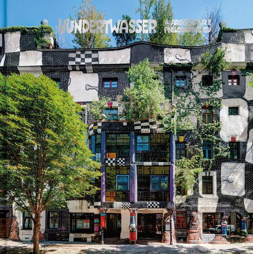 Hundertwasser architektur kalender postkarten und poster for Hundertwasser architektur