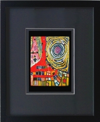 gerahmte_Hundertwasser_Kunstkarte_-_Mountain_limbing_windows.JPG