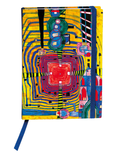 Hundertwasser Agenda 2018 (Close up to Infinity)