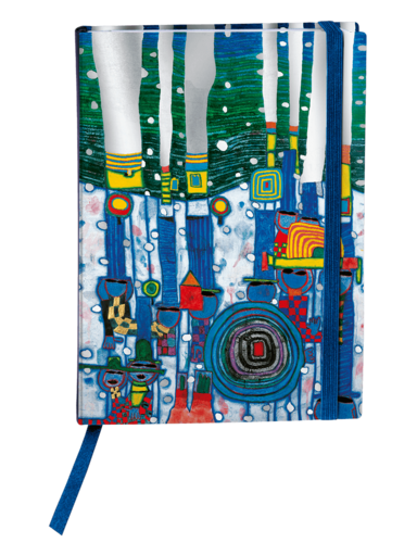 Hundertwasser Agenda 2020 (BLUE BLUES)