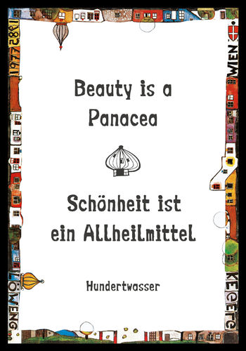 BEAUTY IS A PANACEA