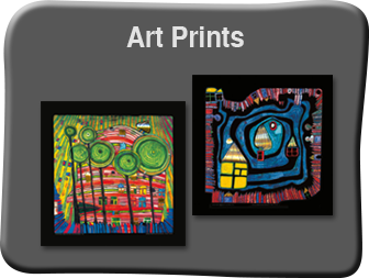 Hundertwasser Art Prints