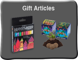 Hundertwasser-Gift-Articles