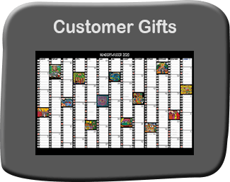 Hundertwasser Customer Gifts